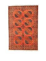 L'Eden del Tappeto Alfombra Ersari Naranja 236  x  155 cm