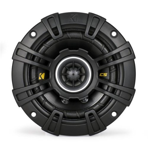 "Kicker 40Cs44 4"" 2-Way Car Speakers"