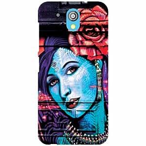 HTC Desire 526G Plus Back cover - Classy Designer cases