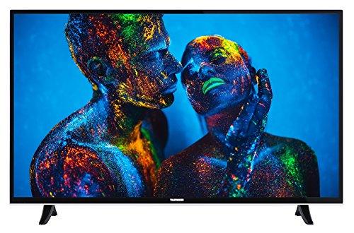 Telefunken XU43A401 110 cm (43 Zoll) Fernseher (4K Ultra HD, Triple Tuner, DVB-T2 H.265/HEVC, Smart TV, Netflix)