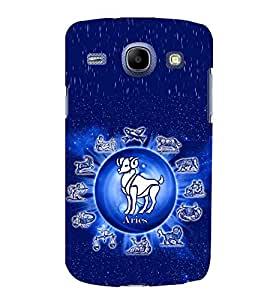 PRINTSWAG ARIES Designer Back Cover Case for SAMSUNG GALAXY CORE I8262