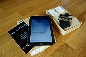 Samsung Galaxy Note 8.0 N5110 Tablet (20,3 cm (8 Zoll) Touchscreen, Cortex A9, 1,6GHz, Quad-Core, 2GB RAM, 16GB Speicher, 5 Megapixel, WiFi, Android 4.1) braun/schwarz