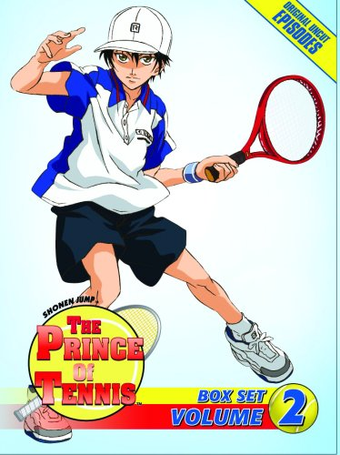 The Prince of Tennis Box Set, Vol. 2