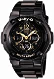 「CASIO (カシオ) 腕時計 Baby-G Star Index Series BGA-113B-1BJR レディース」