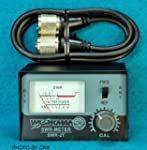 SWR METER for CB Radio Antennas with...
