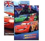 DISNEY CARS 2 Libro Para Colorear Y Actividades, Case Pack 48