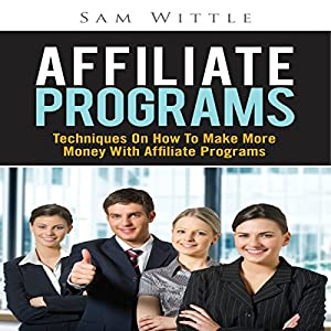 Affiliate Programs Audiobook