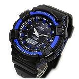 [カシオ]CASIO スポーツ メンズ レディース 腕時計 アナデジ カシオAD-S800WH-2A2V [並行輸入品]