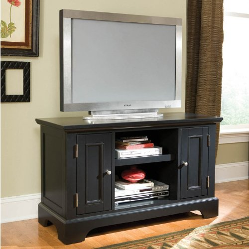 Cheap Bedford Ebony Widescreen TV Stand (5531-09)