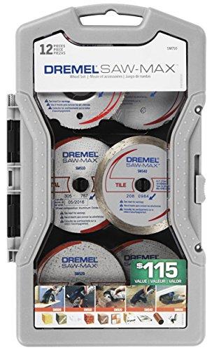 Dremel SM710 Saw-Max Blade Set, 12-Piece (Blades For Dremel compare prices)