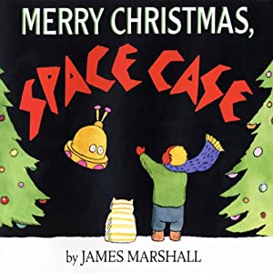 Merry christmas space case audiobook james marshall audible com