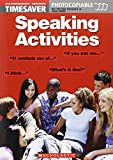 img - for Speaking Activities: Pre-intermediate - Advanced (Timesaver) book / textbook / text book