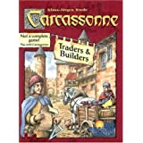 Carcassonne Expansion 2: Traders &Buildersby Rio Grande Games