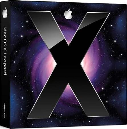 Mac OS X Leopard V10.5
