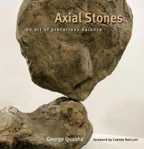 Axial Stones: An Art of Precarious Balance