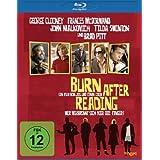 """Burn after Reading - Wer verbrennt sich hier die Finger? [Blu-ray]von """"Brad Pitt"""""""