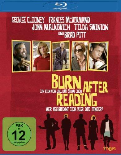 Burn after Reading - Wer verbrennt sich hier die Finger? [Blu-ray]
