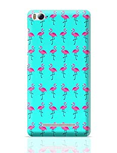 PosterGuy Mi 4i Case Cover - Flamingos !!! | Designed by: Absolute Studio