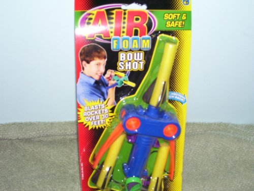 Air Foam Bow Shot - 1