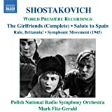 Chostakovich : Podugri (Les Amies)