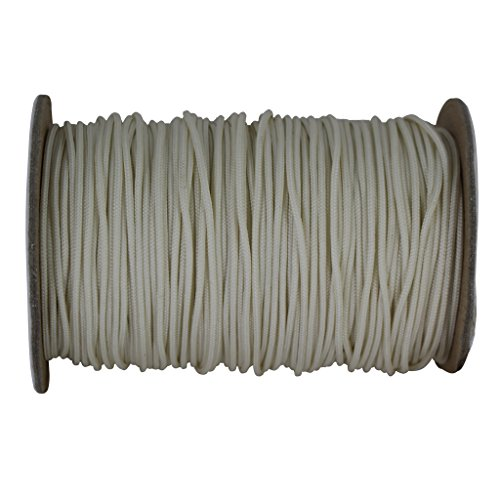 Big Save! SGT KNOTS Polyester Lift Cord / Mini Blind / Roman Shade Made in USA - Several Colors &amp...
