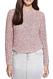 Cotton Rich Pointelle Jumper [T69-2952J-S]