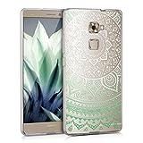 kwmobile Crystal Case Hülle für Huawei Mate S aus TPU