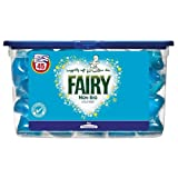 Fairy Non Bio Liquitabs, 45 Pack (Pack of 2)
