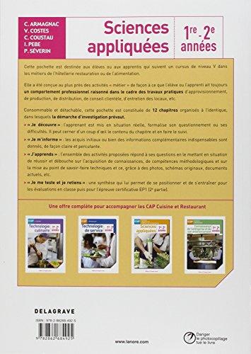 Livres d 39 occasion de l 39 diteur lanore jacques for Referentiel cap cuisine