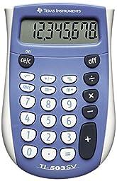 Texas Instruments TI-503SV Pocket Calculator by Texas Instruments