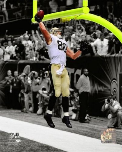 Jimmy Graham New Orleans Saints 2013 NFL Spotlight Action Photo 8x10 at Amazon.com