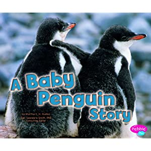 Baby Penguin Story (Pebble Plus: Baby Animals)