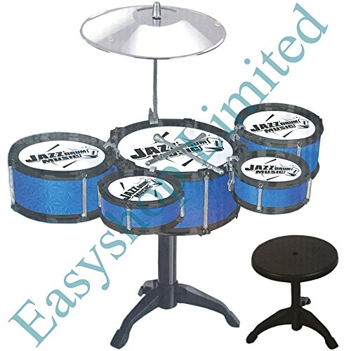 fb-funkybuysr-children-kids-musical-instrument-10pc-jazz-drum-rock-set-christmas-xmas-gift-music-edu