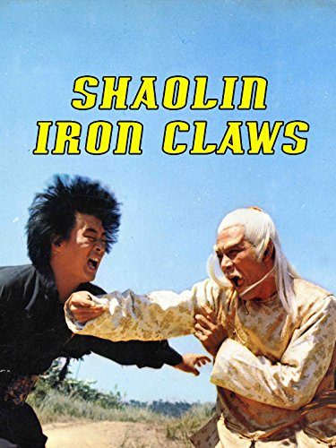 Shaolin Iron Claws on Amazon Prime Instant Video UK
