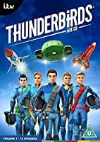 Thunderbirds Are Go: Volume 1