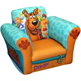 Warner Brothers Small Standard Rocker, Scooby Doo Paws