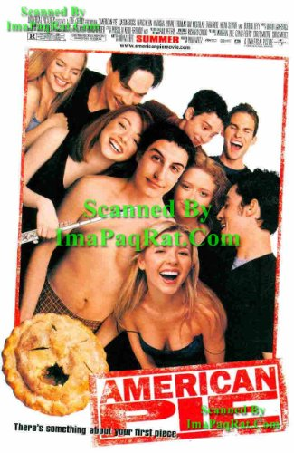 American Pie: There's Something Special about your 1st piece: Great Original Photo Movie Print Ad! (American Pie Jim compare prices)