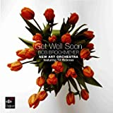 echange, troc Bob Brookmeyer;New Art Orchestra - Get Well Soon