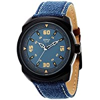 Gypsy Club Explorer Analogue Blue Dial Men's Watch - GC159