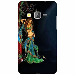 Samsung galaxy J2-2016 Back Cover - Tribal Designer Cases