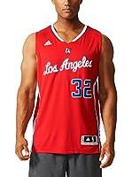 adidas Camiseta sin mangas LA Clippers Griffin (Rojo / Blanco / Azul)