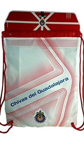 chivas-de-guadalajara-authentic-official-licensed-soccer-drawstring-cinch-bag-03-by-rhinox