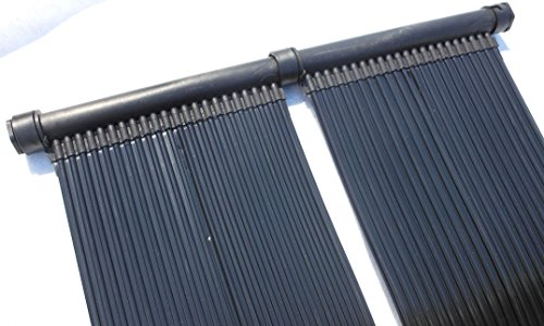 SPIRATO Pool Solarkollektor Solarheizung 500 x 74 cm