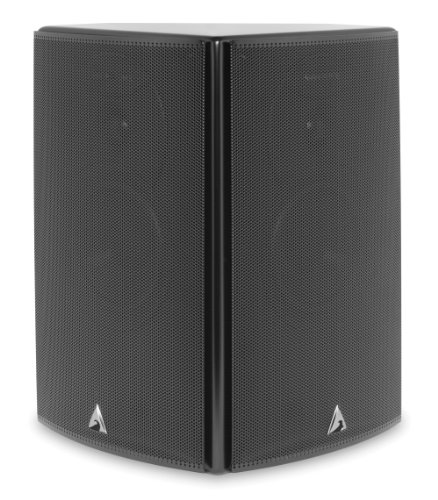 Atlantic Technology 4400Sr-P-Blk Thx Certified Dipole/Bipole Surround Channel Speakers (Pair, Black)