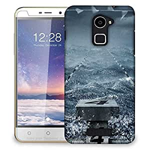 Snoogg Four Designer Protective Phone Back Case Cover For Coolpad Note 3 Lite