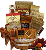 Touch of Autumn Thanksgiving Gourmet Food Gift Basket