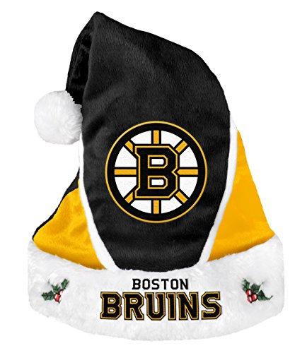 NHL Boston Bruins 2014 Colorblock Santa Hat