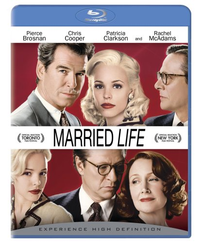 Cover art for  Married Life (Blu-ray + BD Live)