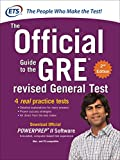 GRE The Official Guide to the Revised General Test, Second Edition (Official Guide to the Gre)