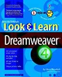 img - for Deke McClelland's Look and Learn Dreamweaver (Deke McClelland's Look & Learn) book / textbook / text book